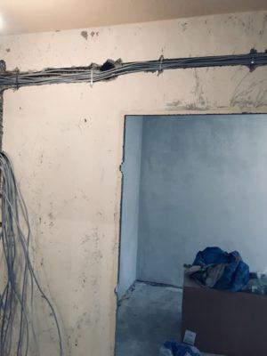 Lakásfelújítás villanyszerelés