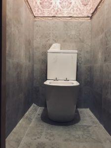 Lakásfelújítás panel lakás vécé